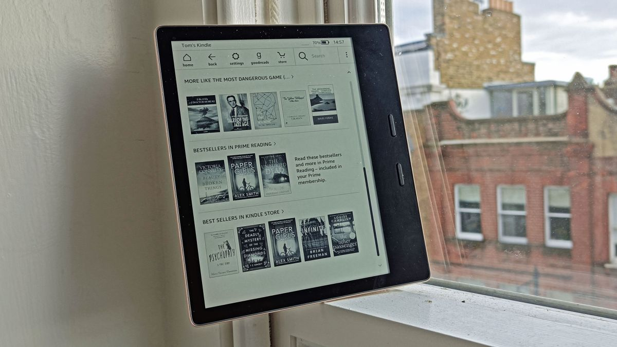 Bought a new Amazon Kindle in the Prime Day deals? Here's how to fill it – for free