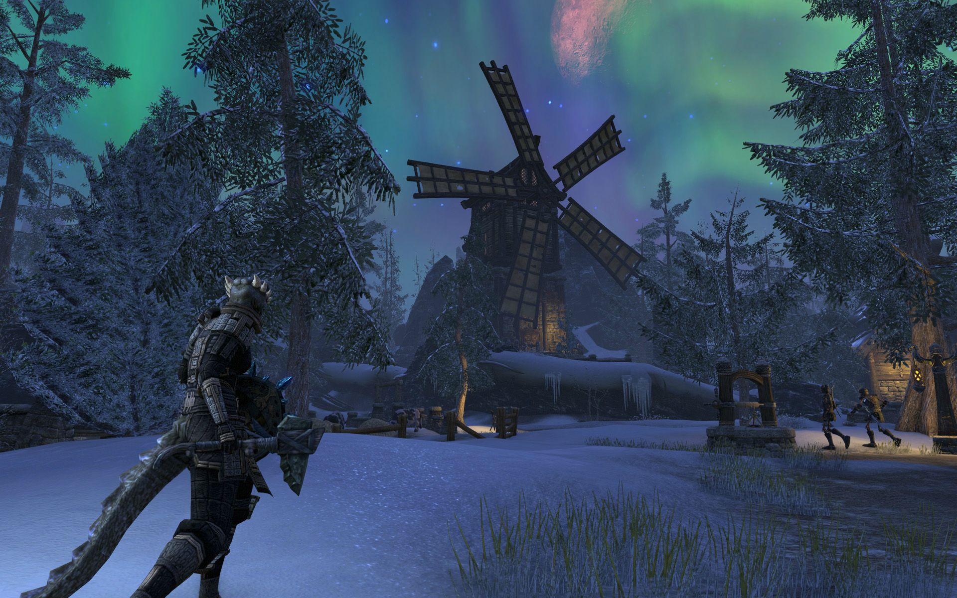 Elder Scrolls Online Screenshots Travel Across Tamriel #24410