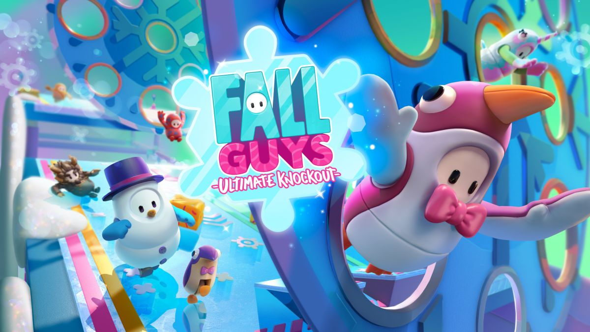 Fall Guys: Winter Knockout revealed as new season – GamesRadar