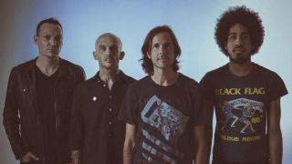 Walter Schreifels discusses his latest band, Vanishing Life