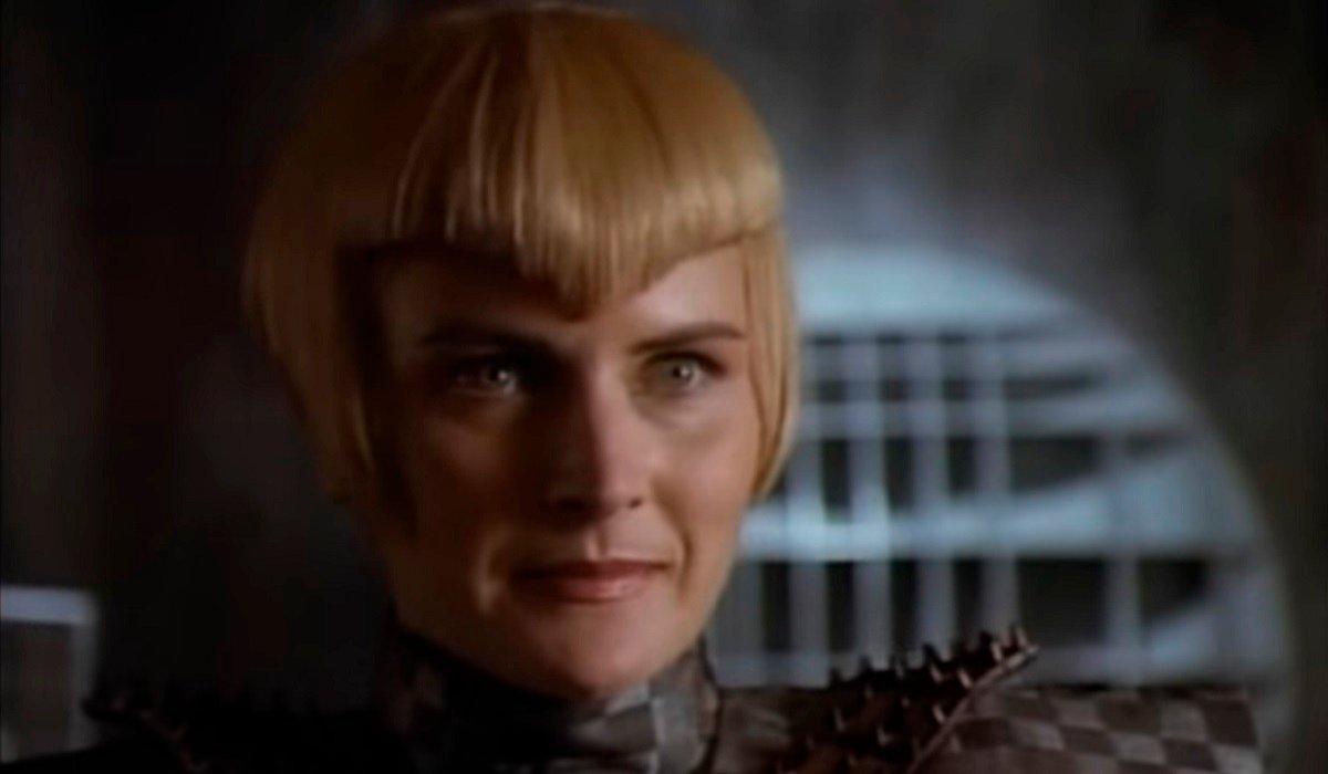 Sela Star Trek: The Next Generation