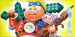The Garbage Pail Kids Are Getting Their Own Mobile Card Collecting Game