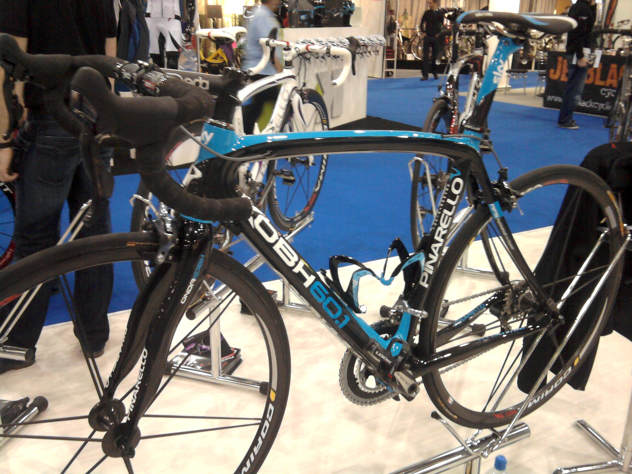 pinarello kobh, team sky