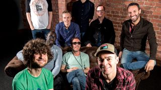 A press shot of snarky puppy