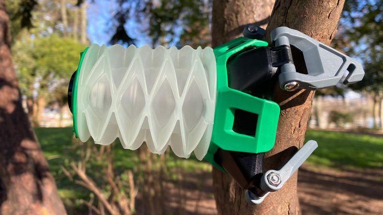 Princeton Tec Helix Backcountry lantern review