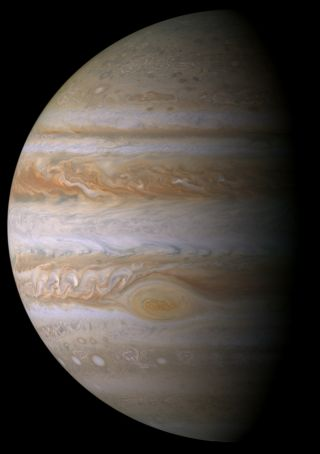Planetary scientists suspect Jupiter's outer clouds conceal vast pools of pressurized metallic hydrogen.