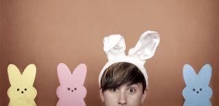 easter bunny, myths
