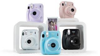 Fujifilms Instax Mini-kameror.
