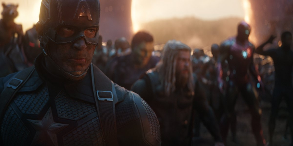 Avengers: Endgame Avengers Assemble