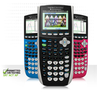 New TI-84 Plus C Silver Edition graphing calculator introduced
