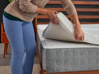 Bed topper: Tempur-Pedic