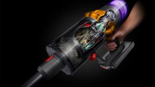 How to clean a Dyson filter