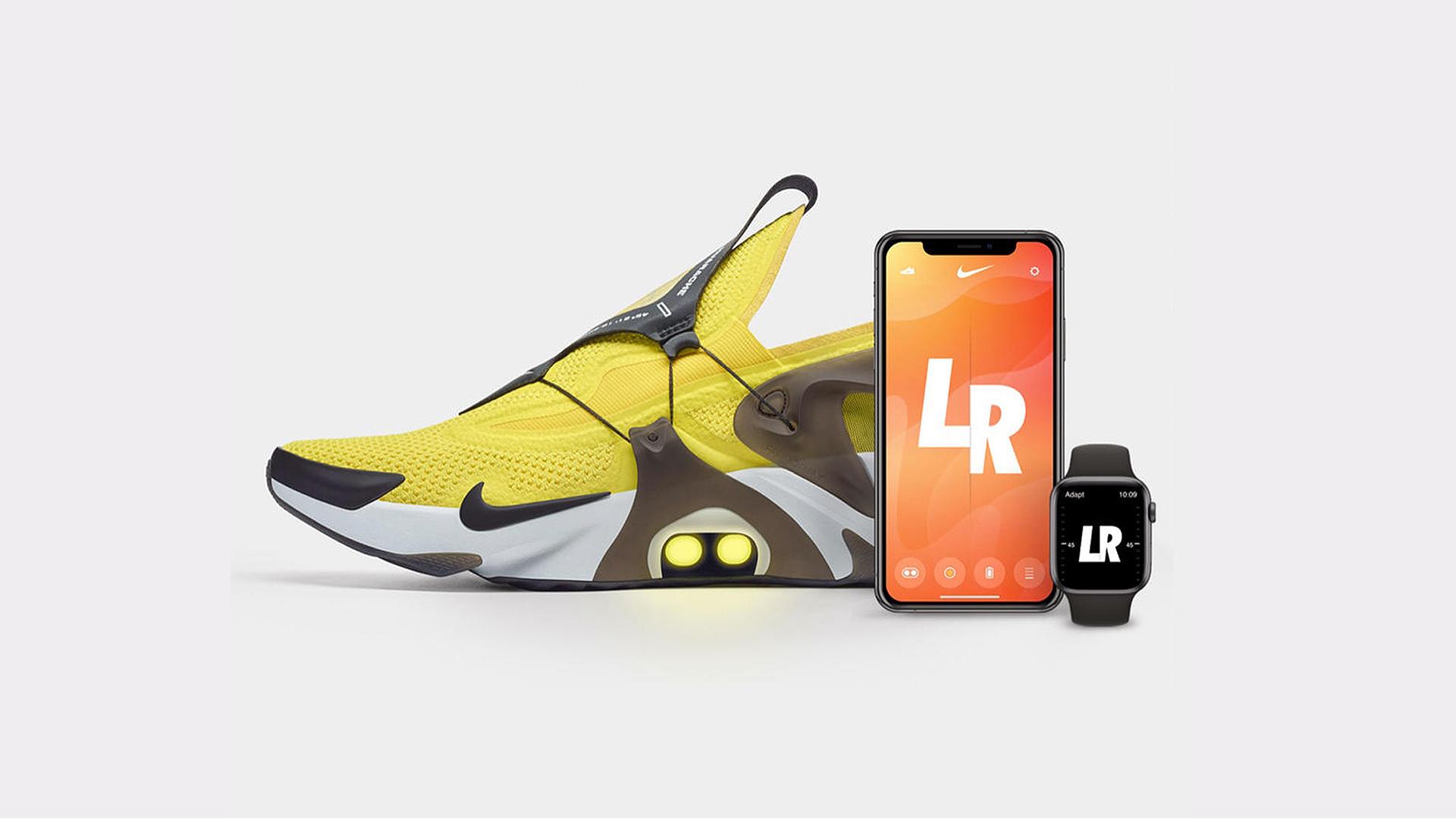 Nike Adapt Huarache: the original ugly