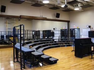 Iowa City High Opens New Performing Arts Wing with Audio Controlled by QSC