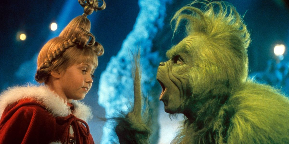How the Grinch Stole Christmas (Jim Carrey version)