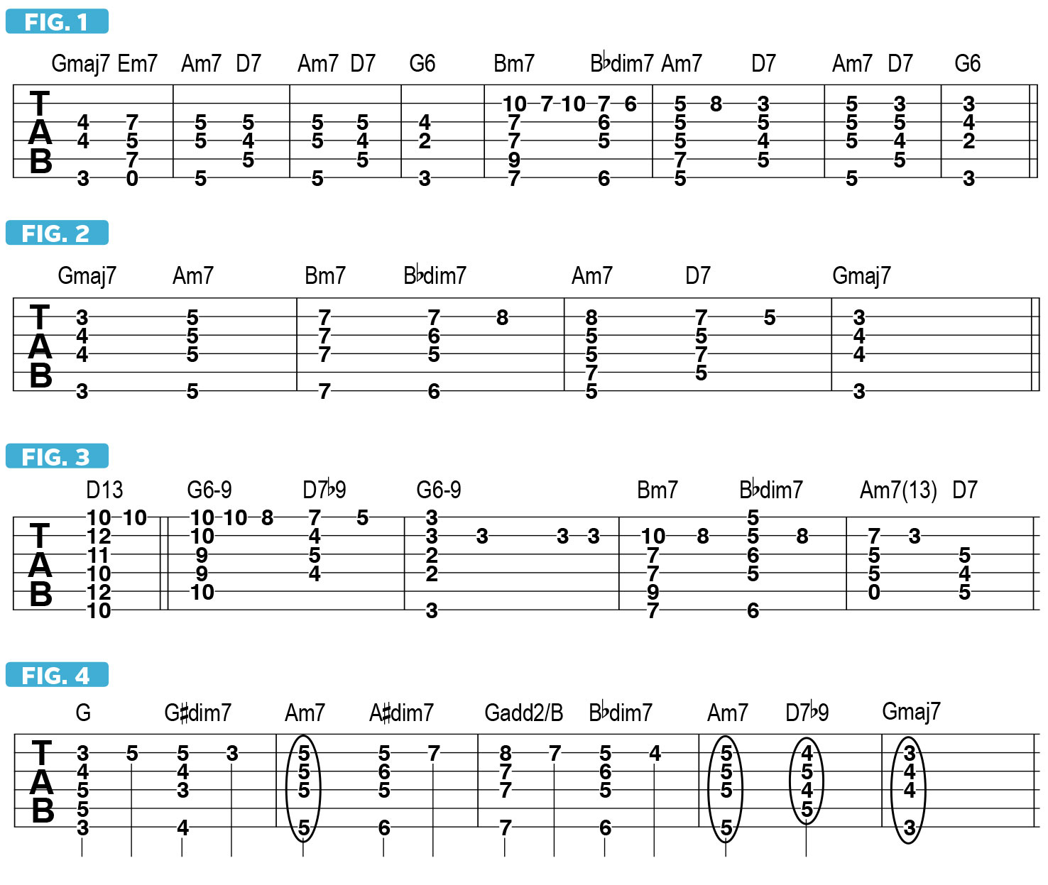 The Ultimate Transition Chord, Part 3: Old-School, Jazzy Dim7 Resolutions | Guitarworld