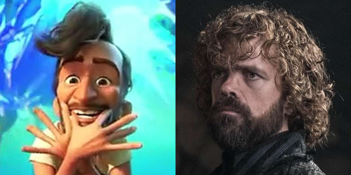 Phil Betterman and Peter Dinklage