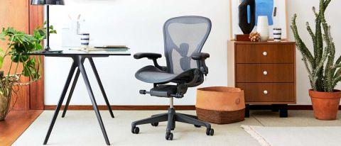 Herman Miller Aeron chair review