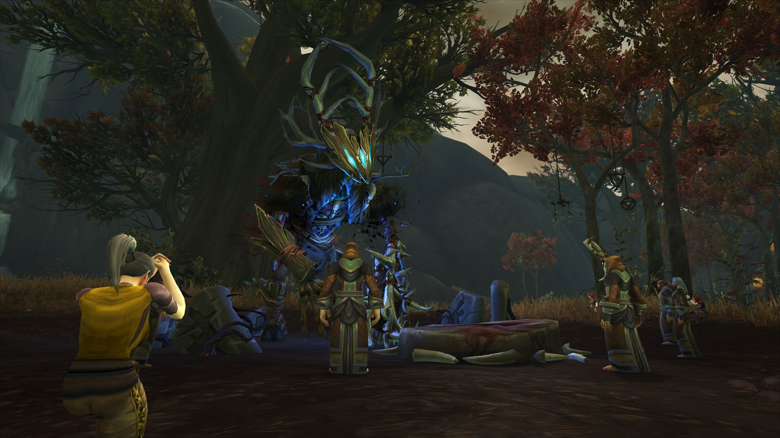 Nvidia releases GPU driver optimized for World of Warcraft: Battle