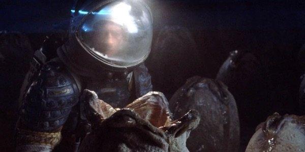 The eggs in Alien