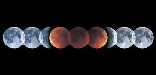 July 2000 Lunar Eclipse