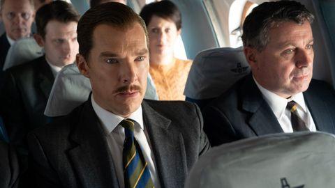Benedict Cumberbatch in 'The Courier'.