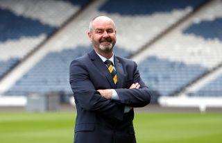 Steve Clarke unveiling as new Scotland National Team Head Coach