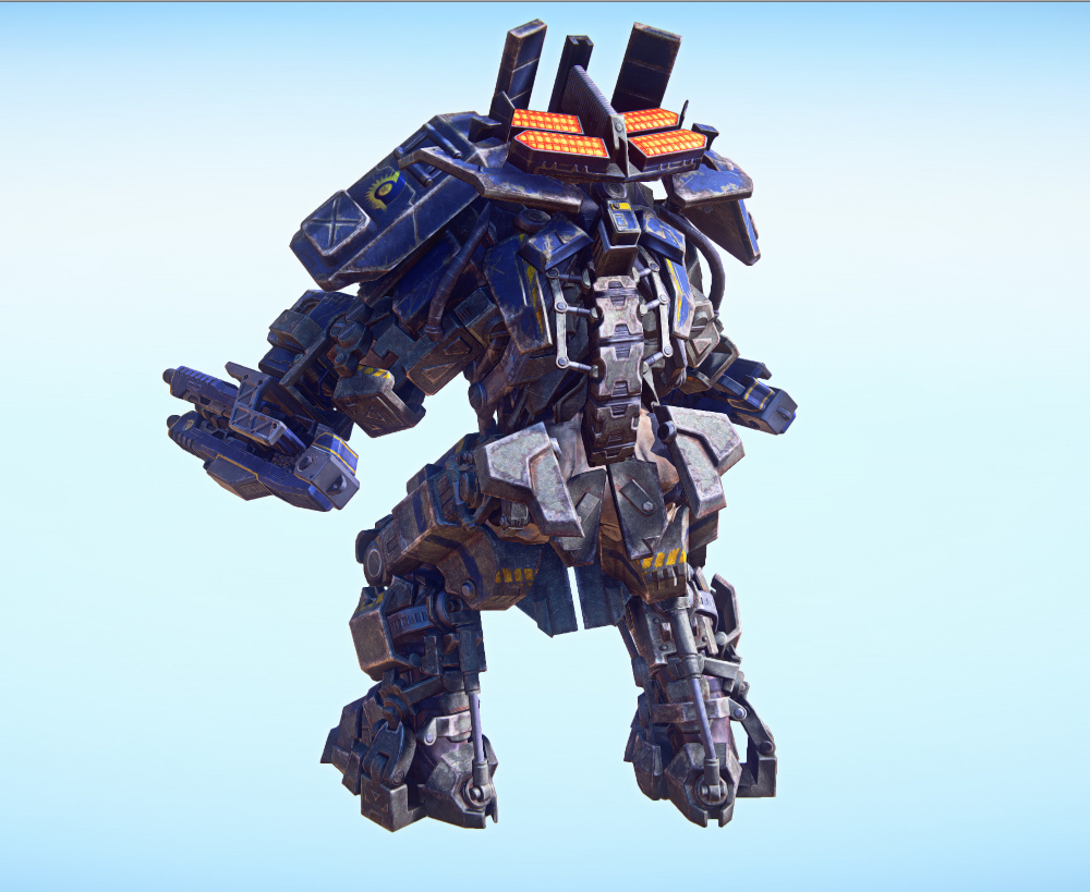 PlanetSide 2 MAX Suits Let You Become Iron Man #22138