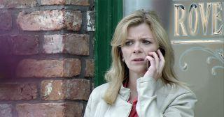 Leanne Battersby in Coronation Street