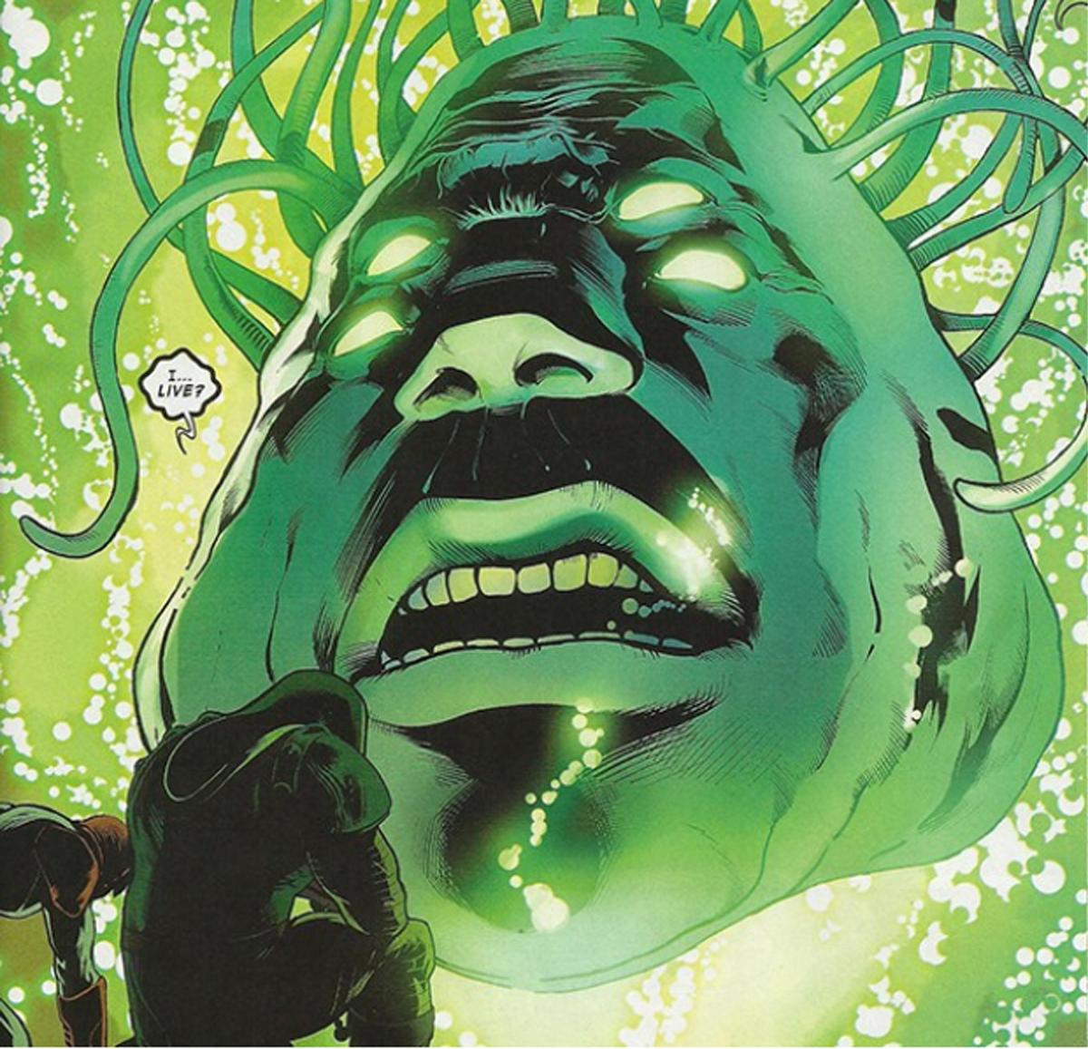 Supreme Intelligence in Marvel Comics