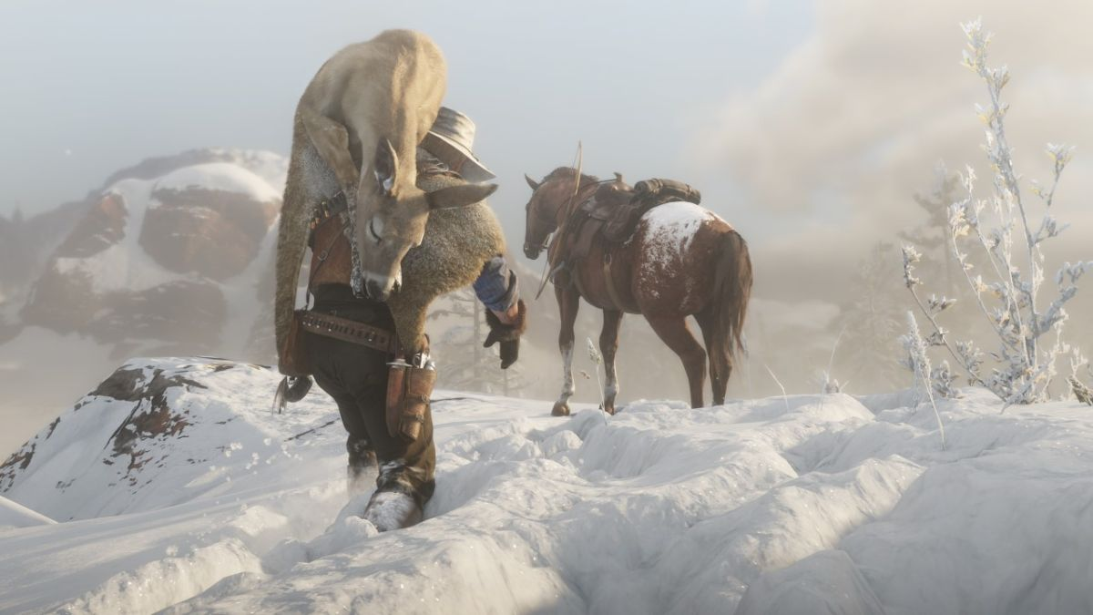 Rockstar talks Red Dead Redemption 2 horse permadeath: 'It's your closest, trusted companion'