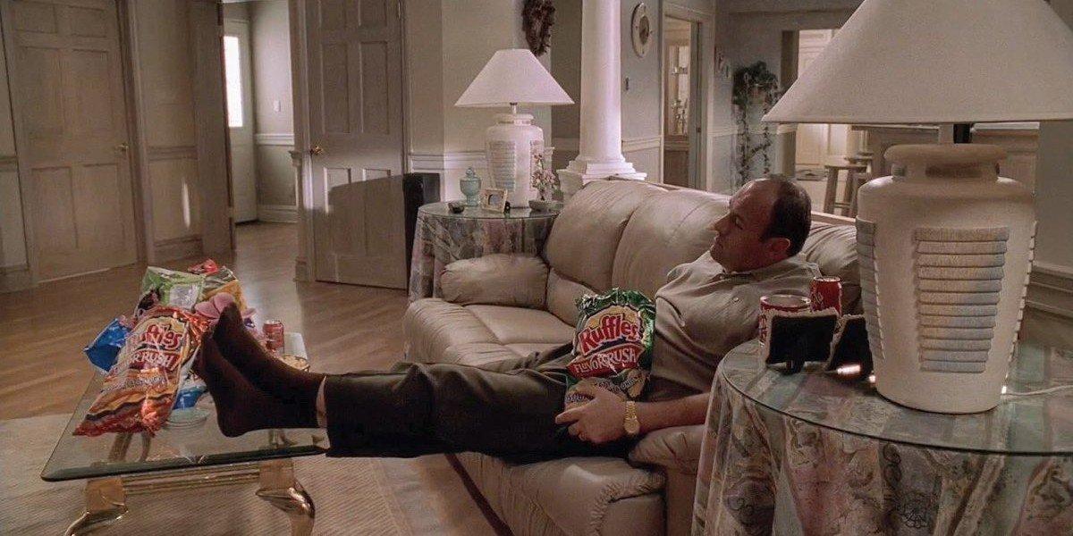 James Gandolfini - The Sopranos