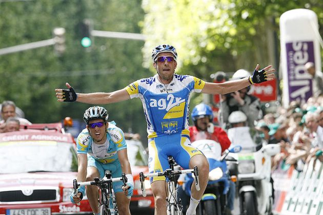 Dauphine 2007 stage 2 finish
