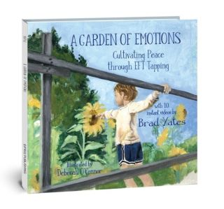 Help Students Address a Garden of Emotions with QR Coded Book Featuring Innovative Wellness Technique