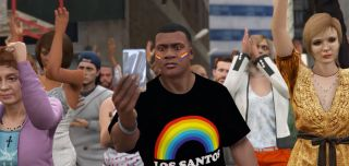 GTA 5 mod brings Pride to Los Santos   PC Gamer