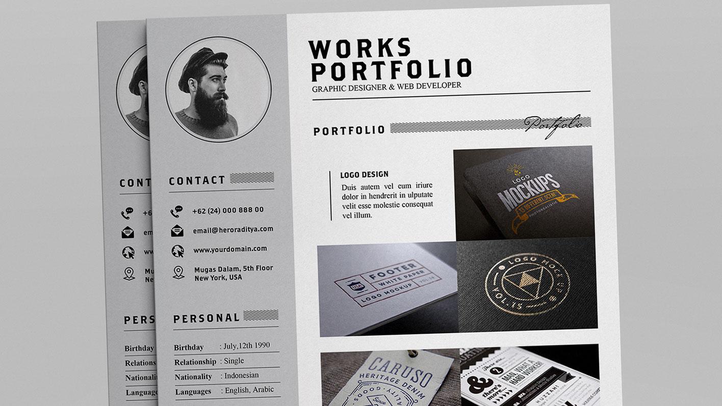 17 free resume templates | Creative Bloq