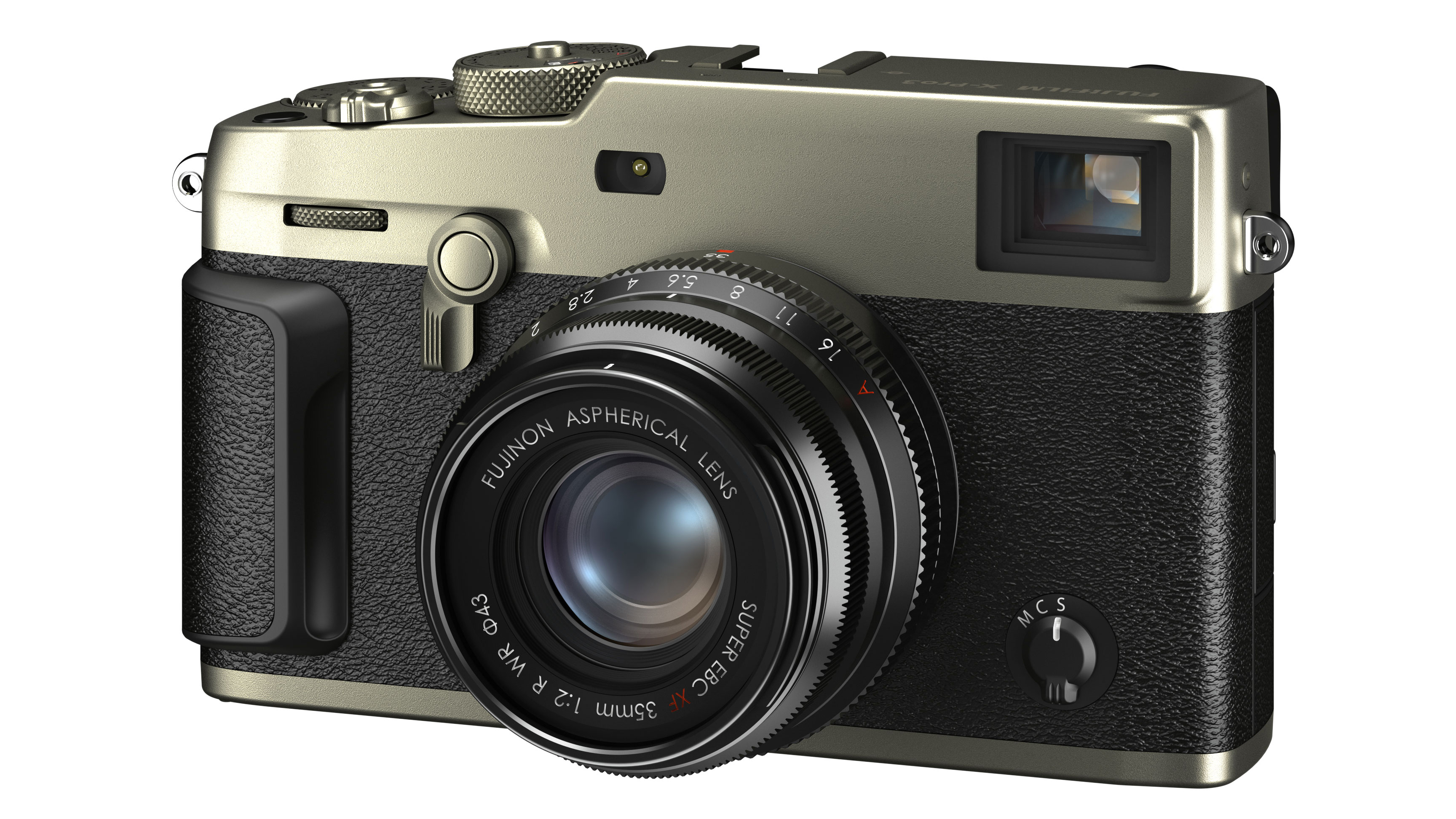 Fujifilm X-Pro3 officially arrives and turns regular photography inside out | Digital Camera World
