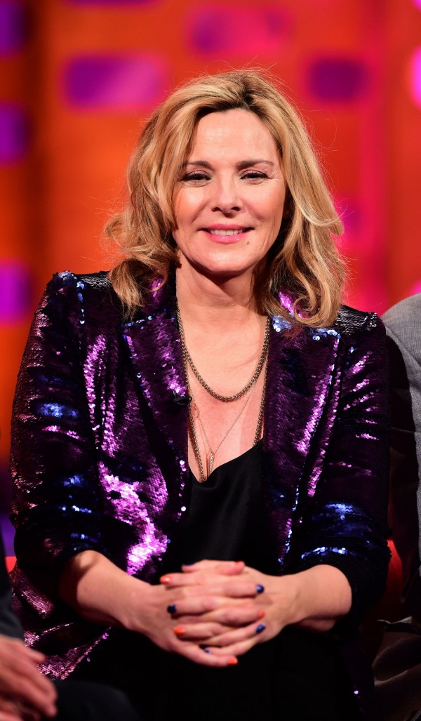 Kim Cattrall is up for backing, but she's not so sure about more SATC (Ian West/PA)