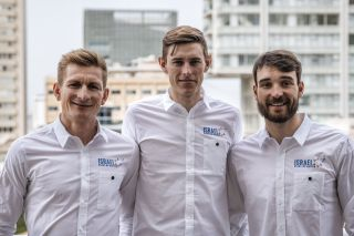 Nils Politt, Andre Greipel, Rick Zabel (Israel Start-Up Nation)