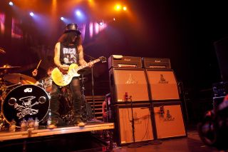 Shure Proves its Mettle With Slash