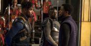 Black Panther's Michael B. Jordan Honors Chadwick Boseman After Late Actor Makes Awards History