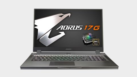 Gigabyte Aorus 17G XB gaming laptop review