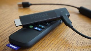 Roku streaming device