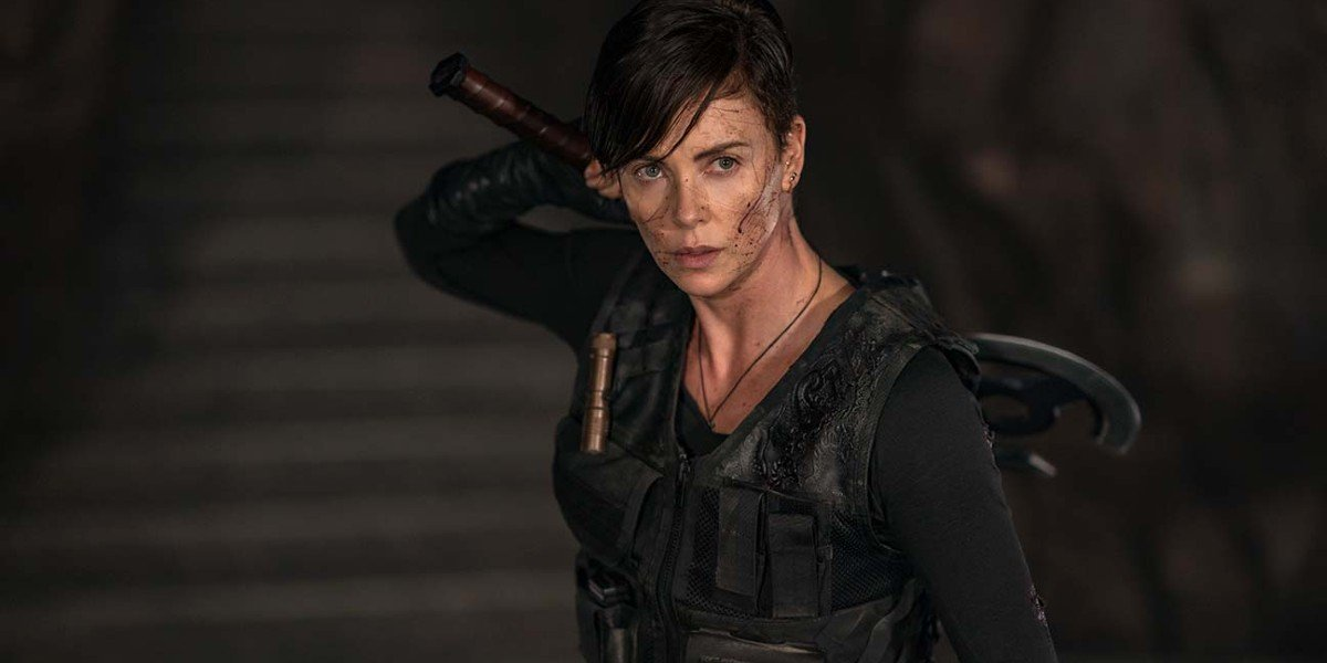 Charlize Theron - The Old Guard