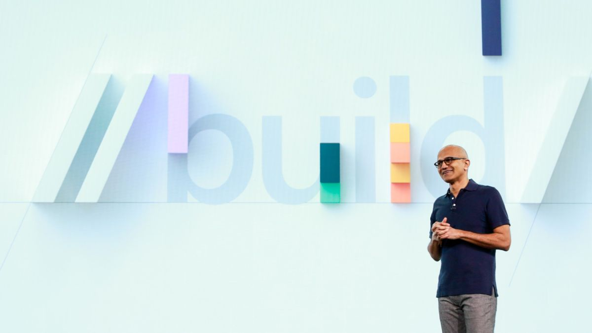Microsoft Build goes online-only | TechRadar