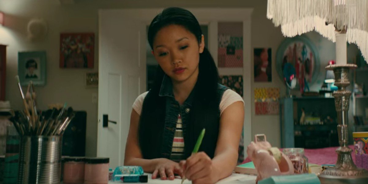Lana Condor in To All The Boys I've Loved Before