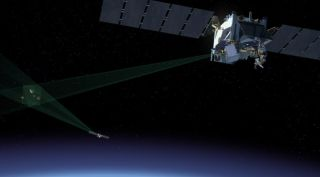 Space Tracking and Surveillance System
