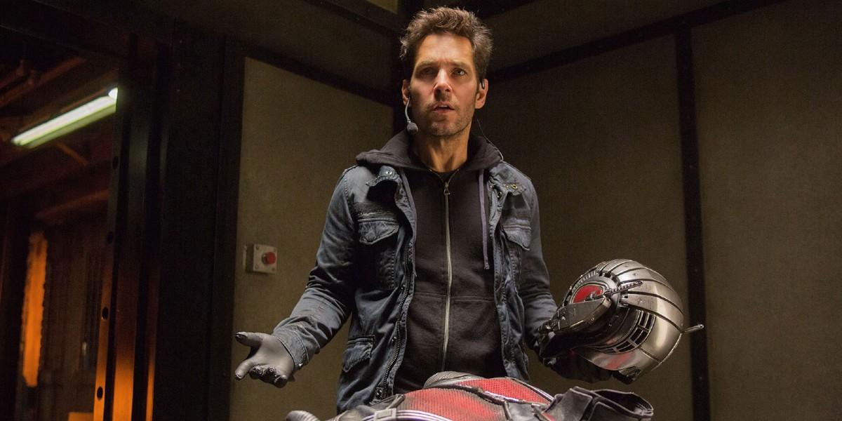 Paul Rudd - Ant-Man