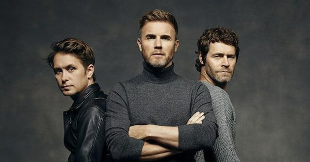 An Evening With Take That Coming To Itv