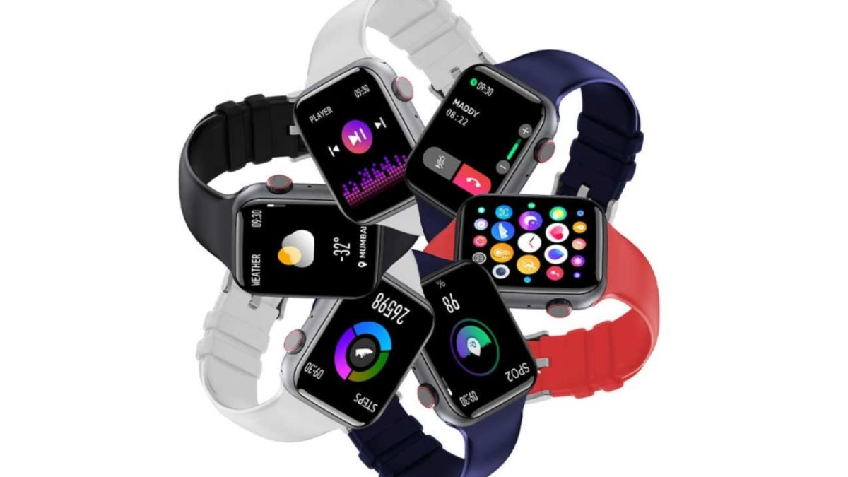Fire Boltt Ring Bluetooth calling smartwatch launching soon in India